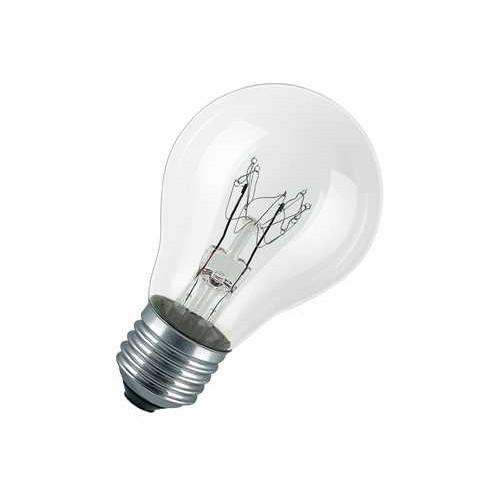Ampoule SPECIAL CENTRA A CL 60W 230V E27