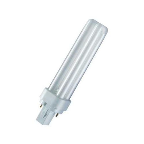 Ampoule DULUX D 18W 830 G24d-2 BC