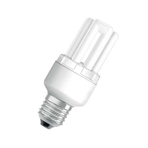 Ampoule fluocompacte PRO STICK 8W E27 CH