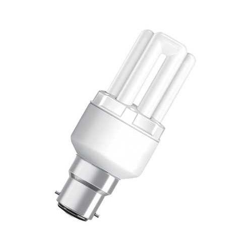 Ampoule fluocompacte PRO STICK 8W B22 CH