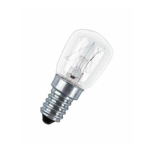 Ampoule spéciale POIRETTE T26/57 CL 15W 230VE14