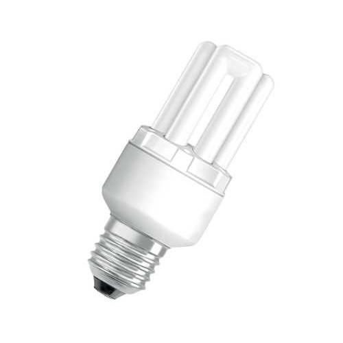 Ampoule fluocompacte PRO STICK 8W E27 FR