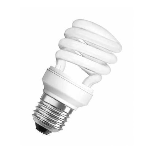 Ampoule fluocompacte mini twist 12W E27 CH