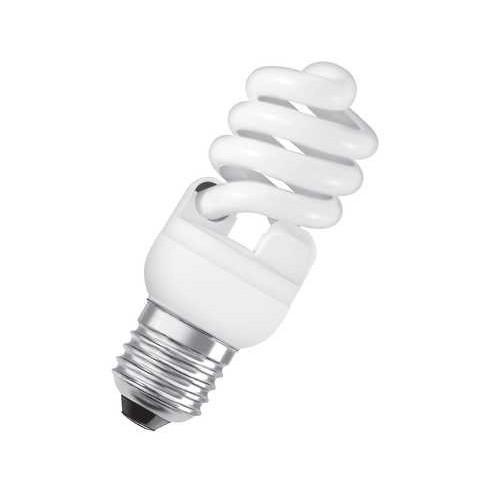Ampoule fluocompacte mini twist 15W E27 CH