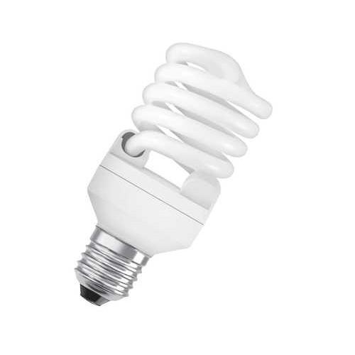 Ampoule fluocompacte mini twist 23W E27 CH