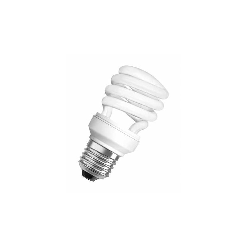 ampoule fluocompacte minitw 12w e27 fr. Black Bedroom Furniture Sets. Home Design Ideas