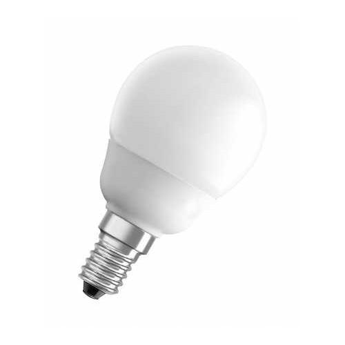 Ampoule fluocompacte PRO SPH 6W E14 CH