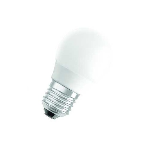 BLI1 ECO80 SUPERSTAR SPHERIQUE 6W E27 BLANC CHAUD