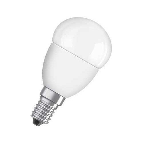 Ampoule LED Star Sphérique 6W40 E14 CH