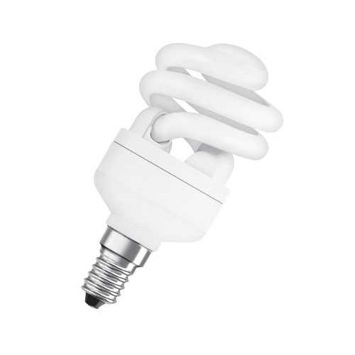 Ampoule fluocompacte PRO MicroTwist 12W E14 CH