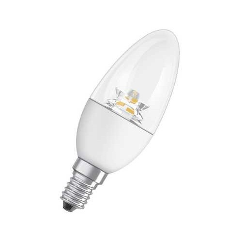 Ampoule LED Star Flamme 4W25 E14 DIAM