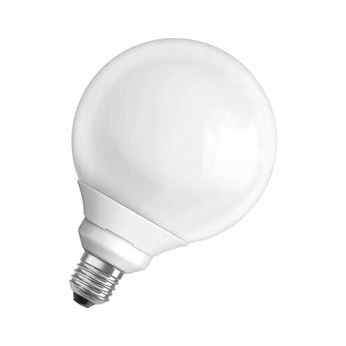 Ampoule fluocompacte PRO GLOBE 14W E27 CH
