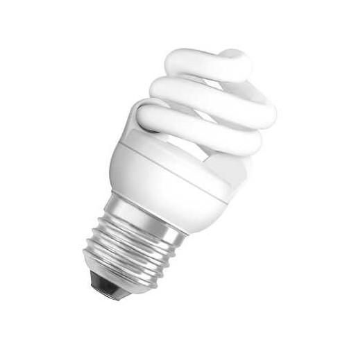 Ampoule fluocompacte PRO MicroTwist 7W E27 CH