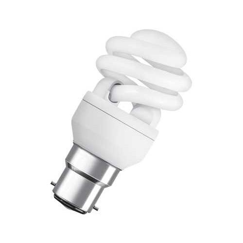 Ampoule fluocompacte PRO MicroTwist 12W B22 CH