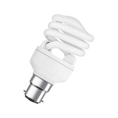 BLI1 ECO80 SUPERSTAR MICROTWIST 21W B22 BLANC CHAUD