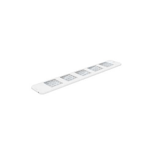 REGLETTE LED QOD DOMINO LONG 5X4W BLANC