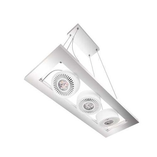 Suspension LED TRESOL TRIO 3X4,5W