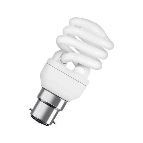 BLI1 ECO80 SUPERSTAR MICROTWIST 15W B22 BLANC CHAUD