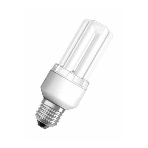 Ampoule fluocompacte spéciale minuterie 14W 827 E27 20000h