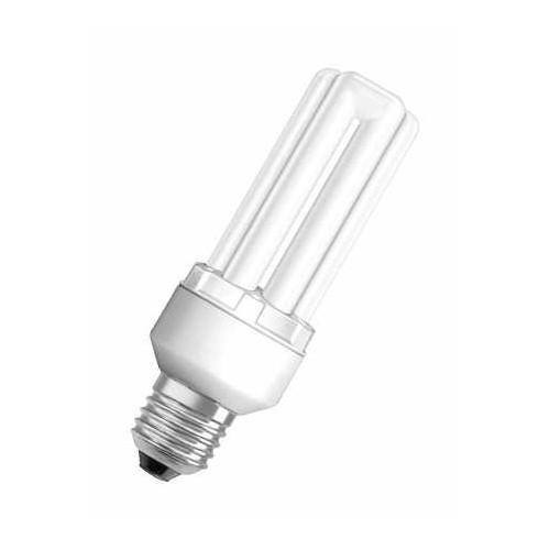 Ampoule fluocompacte spéciale minuterie 18W 827 E27 20000h