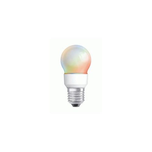 Ampoule LED LED Sphérique 0,5W E27 multi