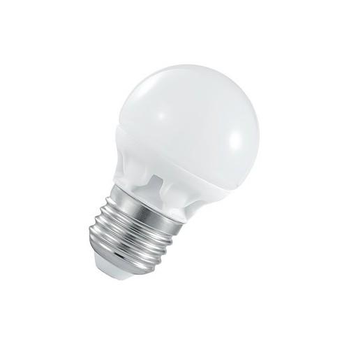 Ampoule LED Sphérique 3 3W=25 E27 Dépolie Chaud