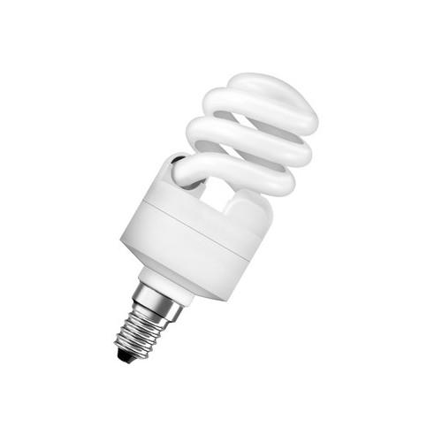 Ampoule Fluocompacte PRO MINITWIST 12W 825 E14 8000H