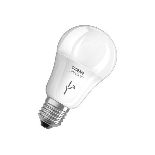 Ampoule connectée LIGHTIFY A60 827 865 E27