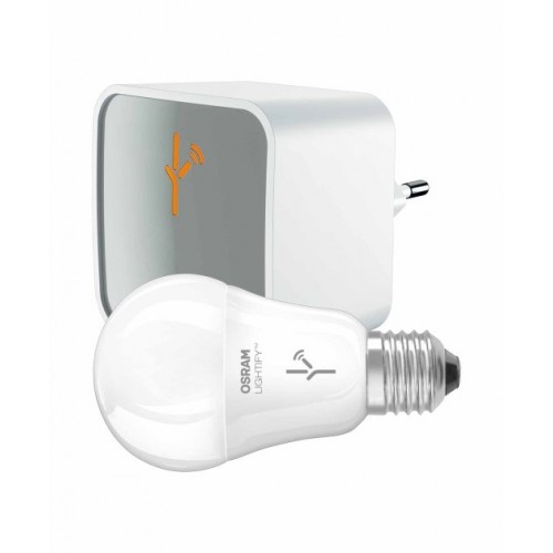KIT LIGHTIFY Boitier GATEWAY + Ampoule connectée E27