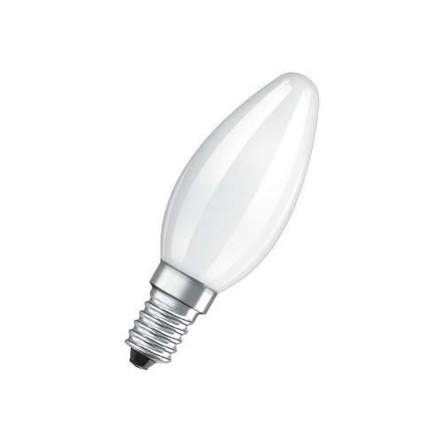Ampoule LED Dépolie Flamme 3W=25W E14