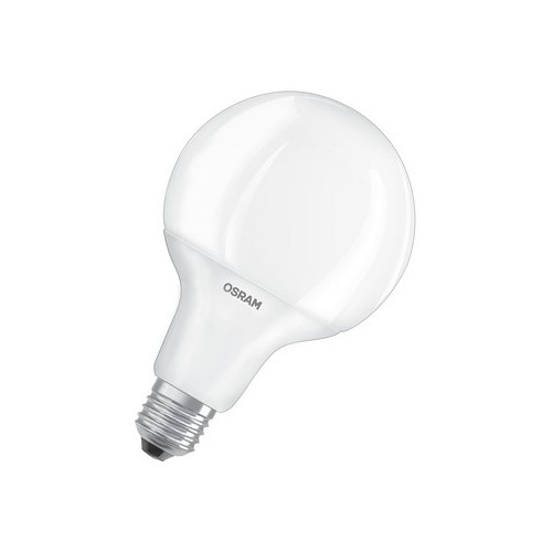 Ampoule LED SP STAR GLOBE 9W=60 VAR Dépolie E27 Chaud