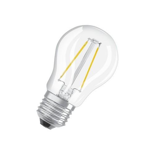Ampoule LED FILAMENT Sphérique 2W=25 E27