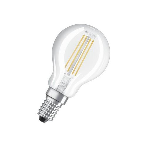 Ampoule LED FILAMENT Sphérique 4W=37 E14