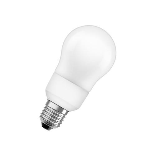 Ampoule EE Fluocompacte Standard 15W E27 Chaud
