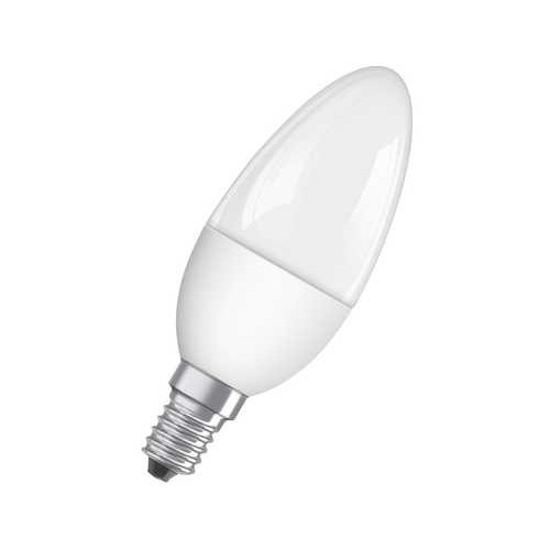 Ampoule LED SP STAR FLAM 5 4W=40 VAR Dépolie E14 Froid