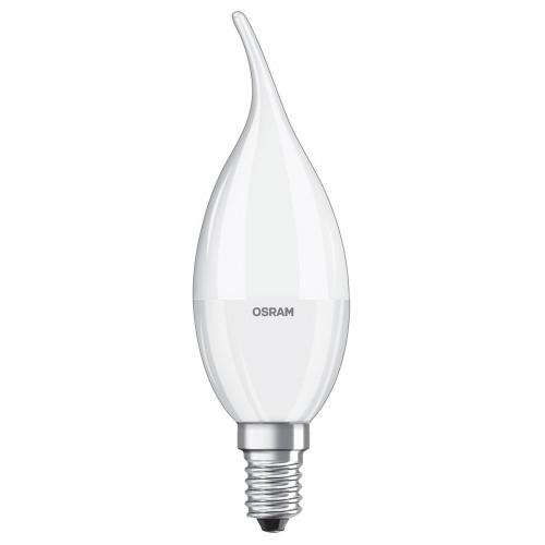 Ampoule LED SP STAR FLAM 6 7W=40 COUP DE VENT VAR Dépolie E14 Chaud