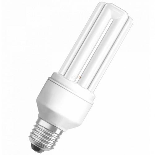 Ampoule Fluocompacte DULUX VALUE 20W E27 2700k 6000h