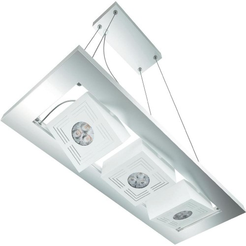 Suspension LED TRESOL CUBE TRIO 3x4,5W