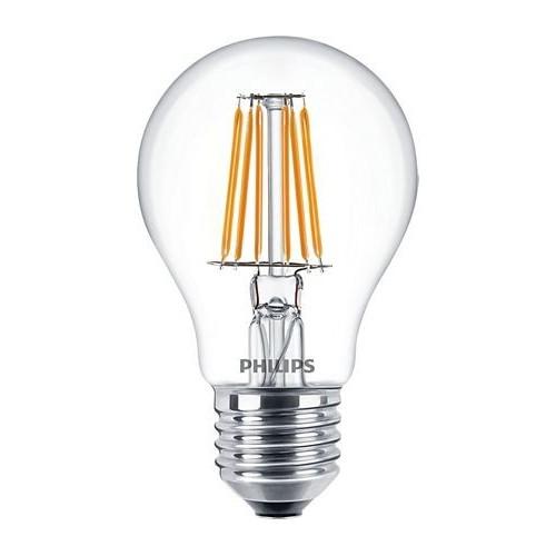 Ampoule Filament LED Standard E27 7,5W=60W 2700k Claire