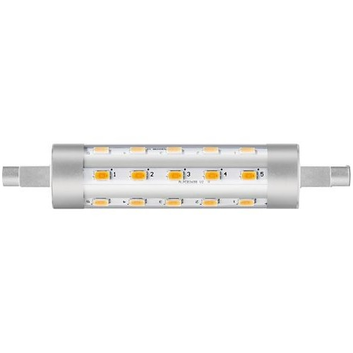 Ampoule LED CorePro R7s 8W=60W 3000k 117mm