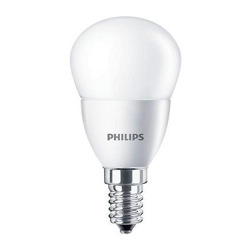 Ampoule LED CorePro Luster E14 4W=25W 2700k Dépolie