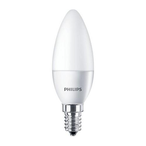 Ampoule LED CorePro Candle E14 5,5W=40W 2700k Dépolie