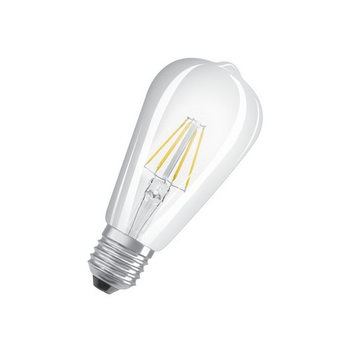 Ampoule LED FILAMENT EDISON 4W=40W E27 2700K