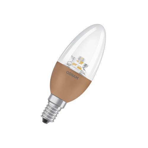 Ampoule LED SPSTAR 6W=40W GOLD E14 2700K Dimmable