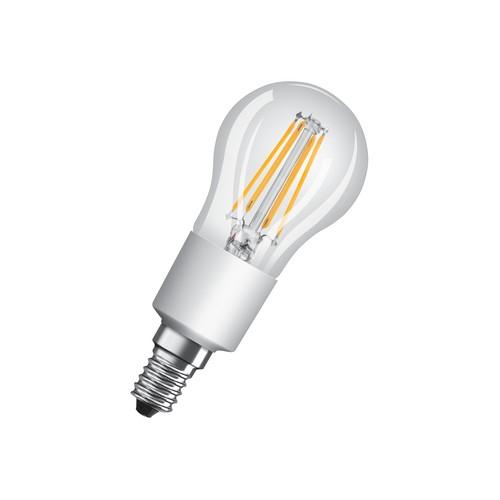 ampoule led filament sph 4 5w 40w e14 2700k dimmable. Black Bedroom Furniture Sets. Home Design Ideas