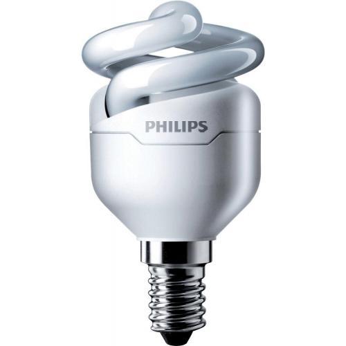 Ampoule Fluocompacte PLE TORNADO 230V 5W 2700K E14 12000H