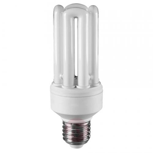 Ampoule Fluocompacte ML SPIRAL 15KHR 7W E27 2700K SLV