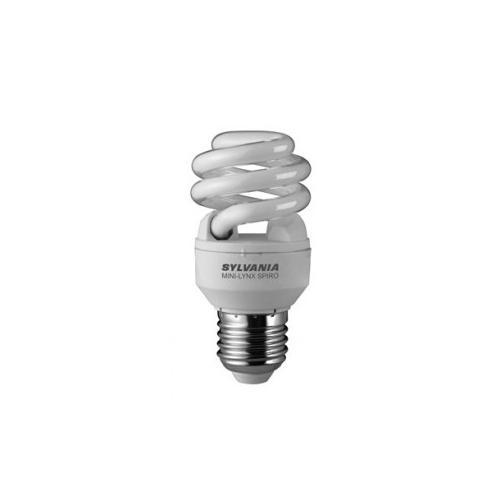 Ampoule Fluocompacte SPIRAL 2700K E27 12W SLV