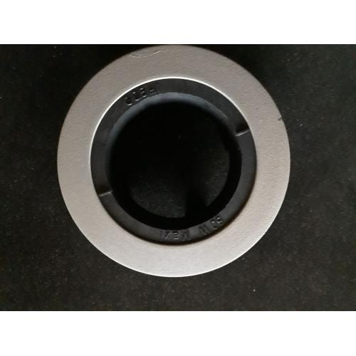 Encastre de plafond rond SICA fixe IP44 50w G5,3 Alu