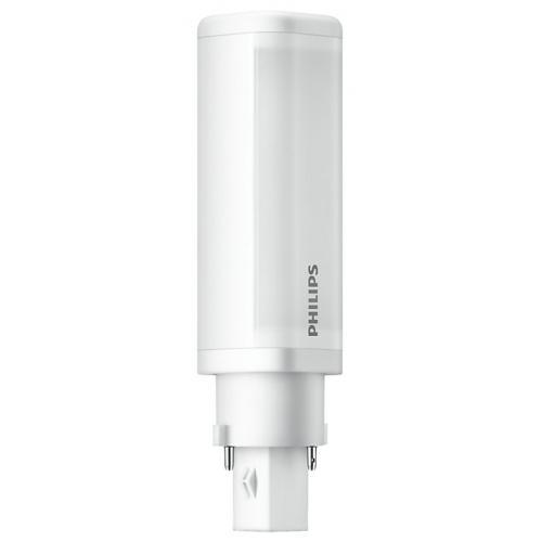 Ampoule LED CorePro PL C 4,5W=13W 3000K 2P G24d 1